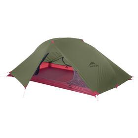 MSR Carbon Reflex 2 V5 Tent green
